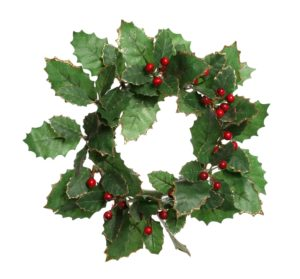 Wreath of Holly